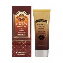 3W Clinic Placenta Sun BB Cream SPF40/PA++