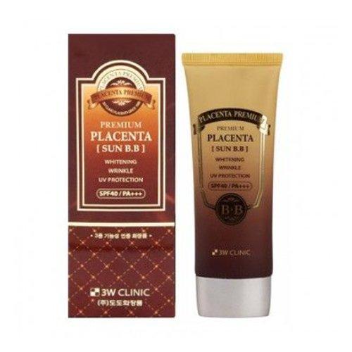 3W Clinic Placenta Sun BB Cream SPF40/PA++