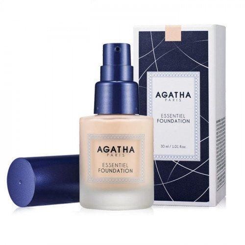 Увлажняющая тональная основа Agatha Essentiel Foundation SPF35+/PA++
