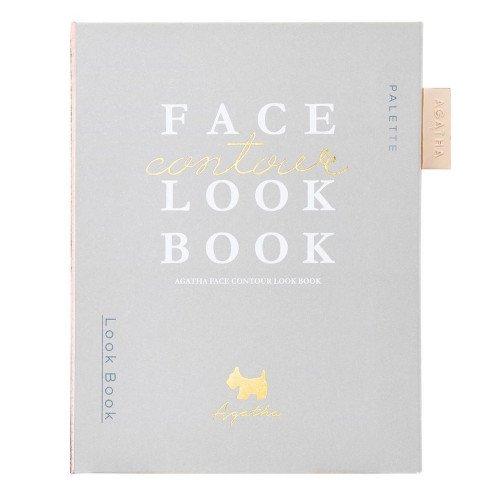 Палетка Agatha Face Contour Look Book