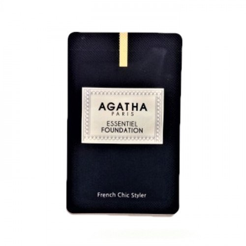 Тональная основа Agatha Essentiel Foundation Tester