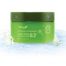 Охлаждающая и увлажняющая маскас экстрактом алое Always21Soothing & Refresh Aloe Vera83%Ice Jelly Pack