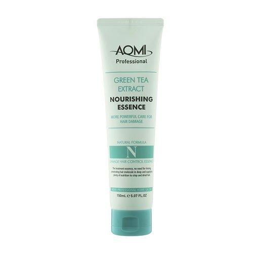 Есенція для пошкодженого волосся Aomi Green Tea Extract Nourishing Essence