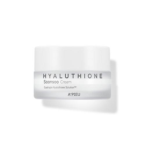 Глубокоувлажняющий гиалуроновый крем A'Pieu Hyaluthione Soonsoo Essence Cream