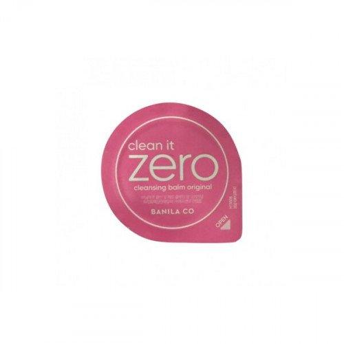 Бальзам для глибокого очищення шкіри і зняття макіяжу BANILA CO Clean It Zero Cleansing Balm Original, 4g