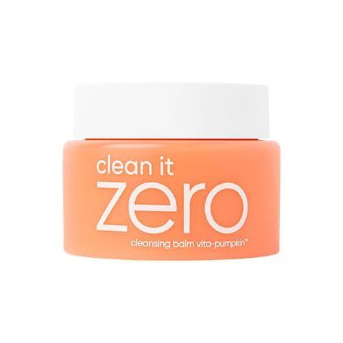 Витамiнний бальзам для снятия макiяжу Banila Co Clean It Zero Cleansing Balm Vita-Pumpkin, 100 мл
