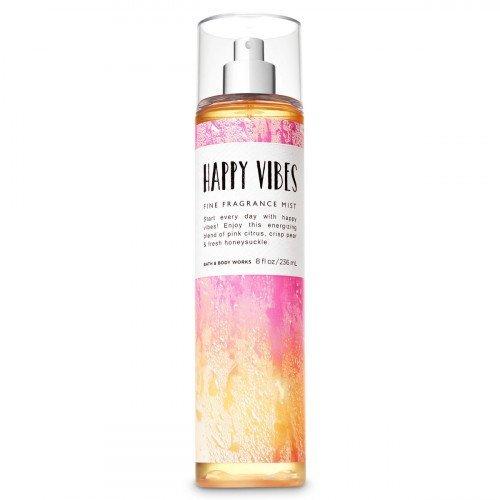 Мист для тела Bath & Body Works Happy Vibes Fine Fragrance Mist