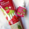 Крем для тела Bath & Body Works Ultra Shea Body Cream Sun-Ripened Raspberry