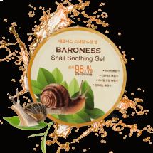 Равликовий гель Baroness Snail Soothing Gel