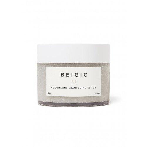 Скраб-шампунь для кожи головы BEIGIC Volumizing Shampooing Scrub