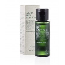 Тонер для обличчя з алое і саліцилової кислотою Benton Aloe BHA Skin Toner, 30 мл