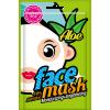Маска для лица с экстрактом алоэ Bling Pop Aloe Moisturizing & Brightening Mask