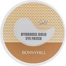 Гідрогелеві золоті патчі під очі Bonnyhill Hydrogel Gold Eyepatch