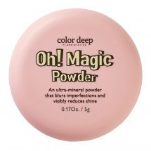 Пудра Color Deep Oh! Magic Powder! Portable SPF50+/PA+++