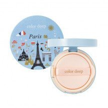 Кушон Color Deep Hydra Cover Pact Paris SPF50+/PA+++
