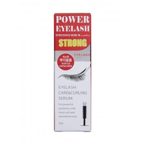 Сироватка для росту вій Color Deep Power Eyelash Strong Intensive Serum Care &Curling