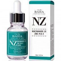 Сыворотка с ниацинамидом и цинком Cos De Baha Niacinamide 20% + Zinc 4% Serum
