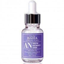Сыворотка против пигментации Cos De Baha Arbutin 5%+Niacinamide 5% Serum