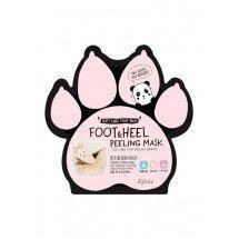 Пилинг для ног Esfolio Foot & Heel Peeling Mask