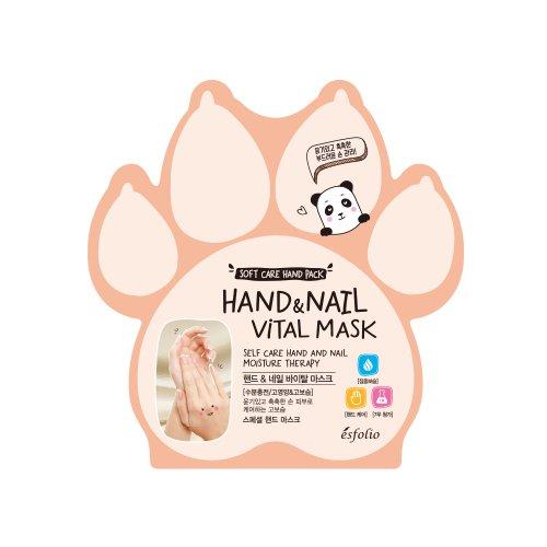 Маска для рук и ногтей Esfolio Hand & Nail Vital Mask