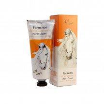 Крем для рук FarmStay Visible Difference Hand Cream Jeju Mayu