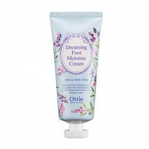 Крем для ног Ottie Dreaming Foot Moisture Cream