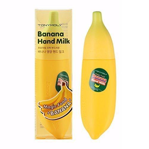 Крем - молочко для рук Tony Moly Magic Food Banana Hand Milk
