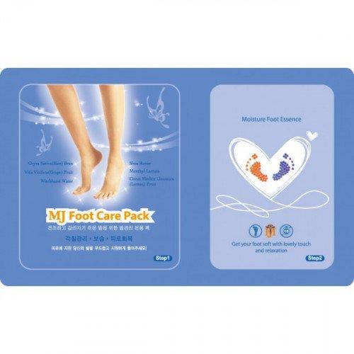 Маска для ног Mijin Care Foot Care Pack