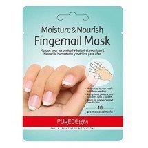 Маска для ногтей Purederm Moisture & Nourish Fingernail Mask