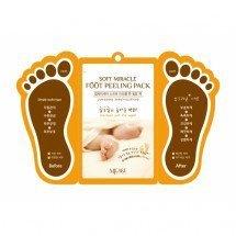 Пілінг для ніг Mijin Cosmetics Soft Miracle Foot Peeling Pack
