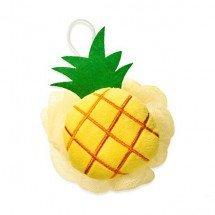 Мочалка для душа Etude House Tropical Pineapple Shower Ball