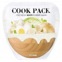 Очищающая пигментацию альгинатная маска Ettang Cook Pack The Fresh White Rubber Mask