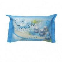 Мыло-пилинг с жемчугом Juno Peeling Soap Pearl