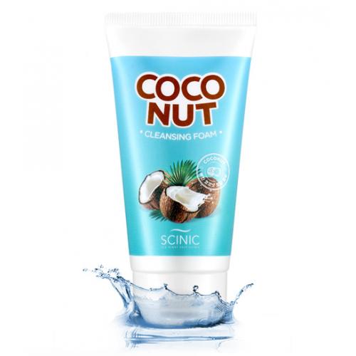 Пена для умывания Scinic Coconut Cleansing Foam
