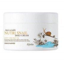 Питательный улиточный крем Esfolio Nutri Snail Daily Cream