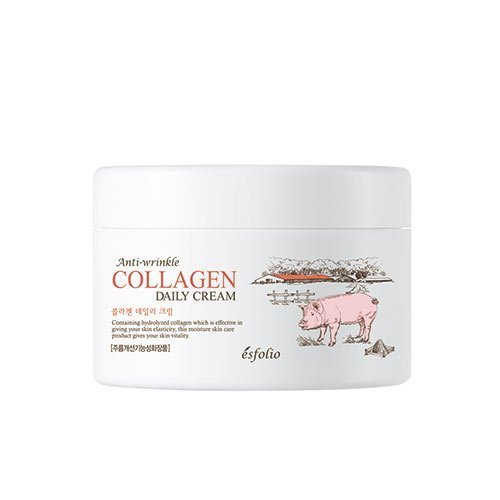Коллагеновый крем Esfolio Collagen Daily Cream