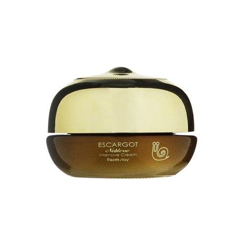 Крем с экстрактом королевской улитки FarmStay Escargot Noblesse Intensive Cream