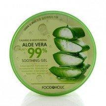 Гель с алоэ Foodaholic Calming & Moisturizing Aloe Vera 99% Gel