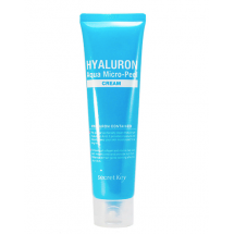 Крем с гиалуроновой кислотой Secret Key Hyaluron Aqua Micro Peel Cream