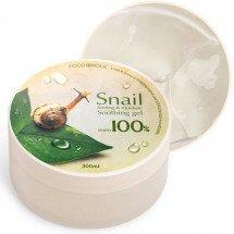 Гель с экстрактом улитки Foodaholic Snail Soothing Gel