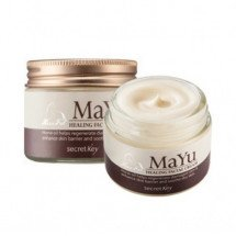 Питательный восстанавливающий крем Secret Key Mayu Healing Facial Cream