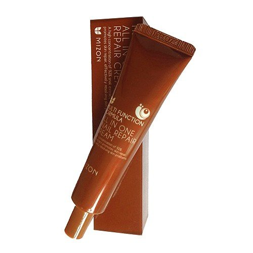 Улиточный крем Mizon All In One Snail Repair Cream Tube