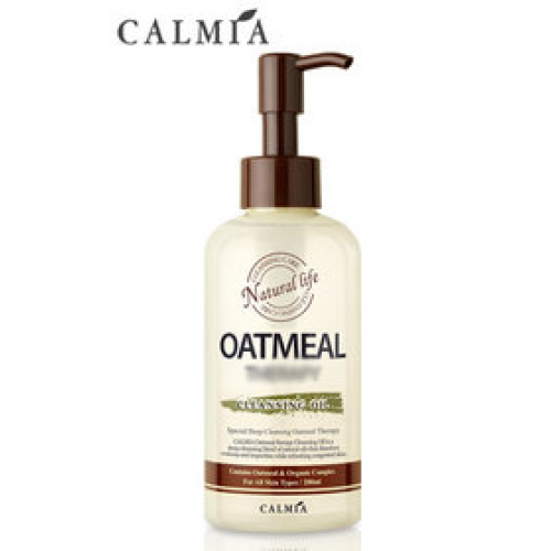 Гідрофільні масло Calmia Oatmeal Therapy Cleansing Oil
