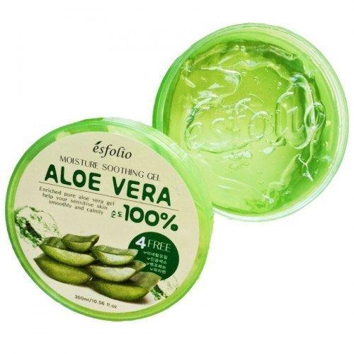 Гель Esfolio Moisture Soothing Gel Aloe Vera 100% Purity