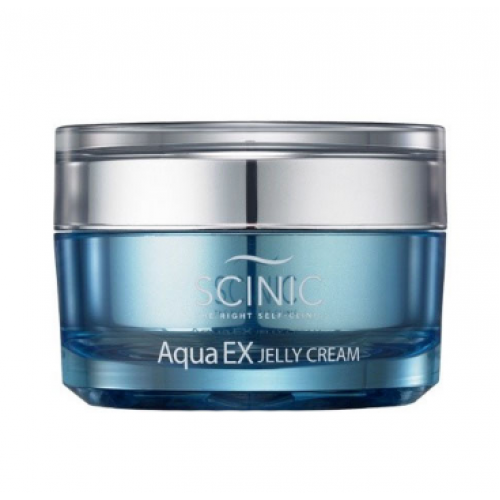 Увлажняющий крем Scinic Aqua EX Jelly Cream BIG