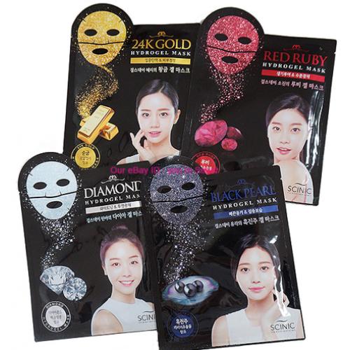 Гідрогелева маска Scinic Luxury Hydrogel Mask