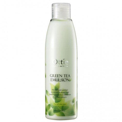 Эмульсия с зеленым чаем Ottie Green Tea Emulsion