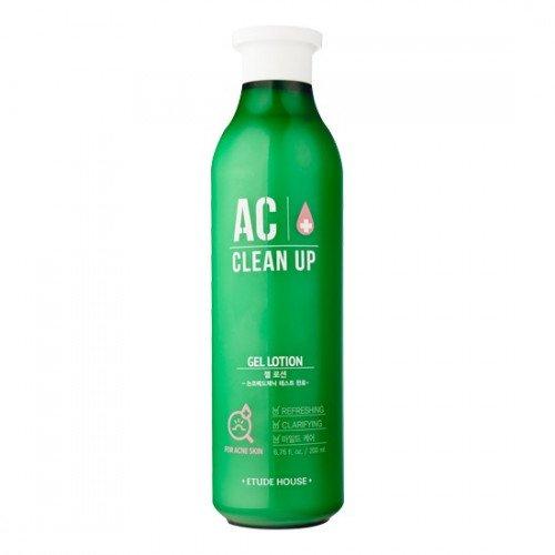 Увлажняющий лосьон для проблемной кожи  Etude House AC Clean Up Gel Lotion
