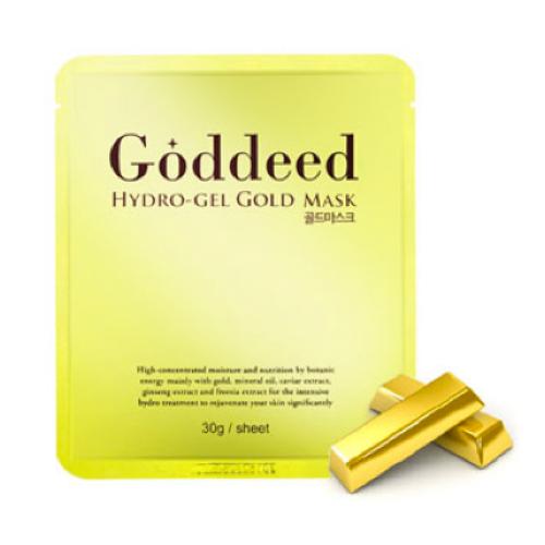 Гидрогелевая маска с золотом Goddeed Hydrogel Gold Mask