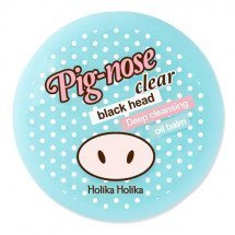 Очищающая маска Holika Holika Pig-Nose Clear Black Head Deep Cleansing Oil Balm